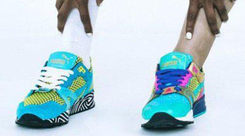 Puma y Solange Knowles se unen para crear una segunda colección de zapatillas