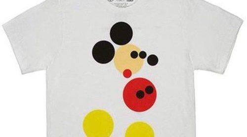 Marc Jacobs y Damien Hirst unen sus talentos para crear unas camisetas inspiradas en Mickey Mouse