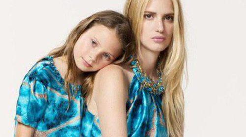 Adriana Iglesias pone la nota de color al invierno 2014 con su nueva colección