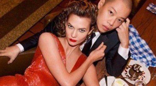 Karlie Kloss es la invitada de Jason Wu en campaña primavera/verano 2015