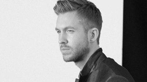 Calvin Harris cambia la música por la moda y se convierte en la nueva imagen de Emporio Armani