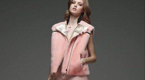 La piel, el material perfecto para Fendi en su colección otoño/invierno 2015