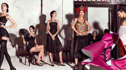 Dolce & Gabbana y su colección primavera/verano 2015 se sumergen en la estética puramente española