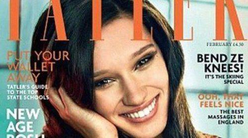 Renee Stewart, hija de Rod Stewart, será la nueva imagen de portada de la revista Tatler