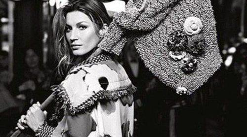 Gisele Bündchen vuelve a ser la musa de Chanel en su campaña de primavera 2015