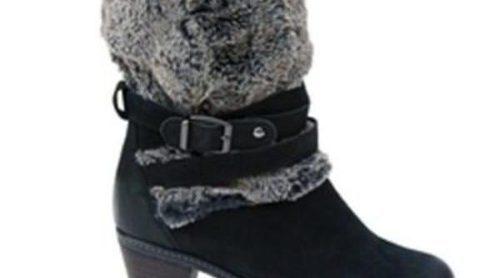 Ara presenta los zapatos más cómodos para el invierno 2012