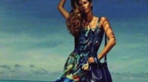 Gisele Bündchen también será la imagen de Salvatore Ferragamo para la primavera 2012