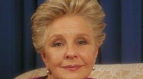 La actriz Lola Herrera, ahora diseñadora