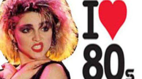 Colores flúor, resurge la moda de los años 80