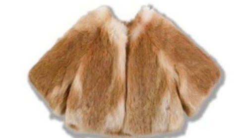 La piel llega al armario de los niños este invierno 2012 de la mano de Chloé