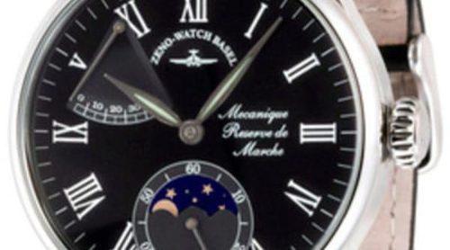 Zeno-Watch Basel homenajea al relojero Jules Godat con el modelo Godat II Roma