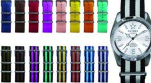 Oxygen Exchange lanza su colección de relojes para personalizar