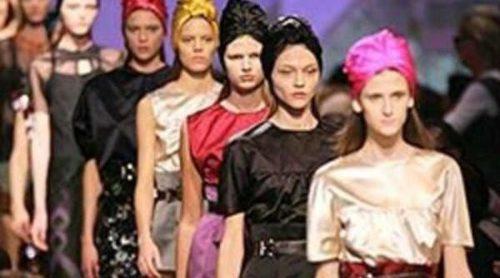 Los turbantes vuelven a estar de moda