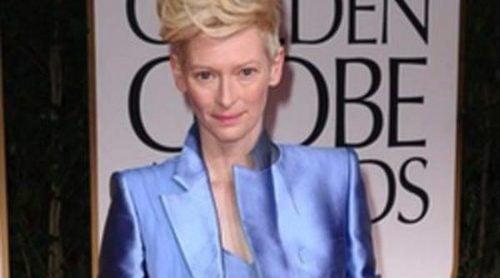 Meryl Streep, Tilda Swinton y Madonna, los 'antilooks' de los Globos de Oro 2012