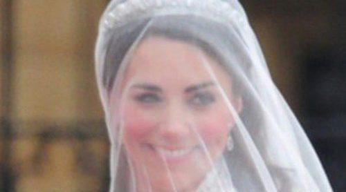 El vestido de novia de Kate Middleton, nominado a Mejor Diseño de 2011