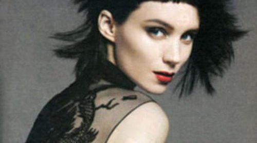 El estilo de Rooney Mara, revolución minimalista