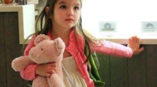 Suri Cruise se corona como la niña con más estilo seguida de Harper Seven y Lourdes María