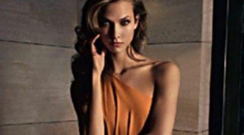 Karlie Kloss se convierte en la musa de Elie Saab