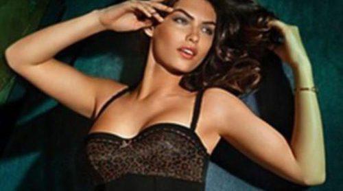 Alysa Miller seduce con la ropa interior de Intimissimi