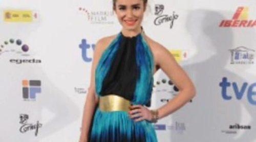 Elena Anaya, Aída Folch y Alicia Sanz, las mejor vestidas de los premios José María Forqué 2012