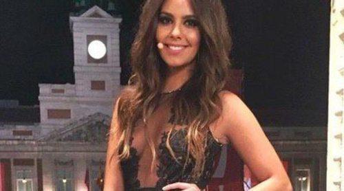 Cristina Pedroche se inspiró en el estilo de Malena Costa para elegir su vestido de Nochevieja