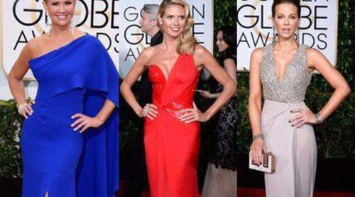 Emma Stone, Diane Kruger y Kate Beckinsale, entre las mejor vestidas de los Globos de Oro 2015