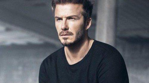 David Beckham consolida su unión con H&M con una colección de básicos para primavera 2015