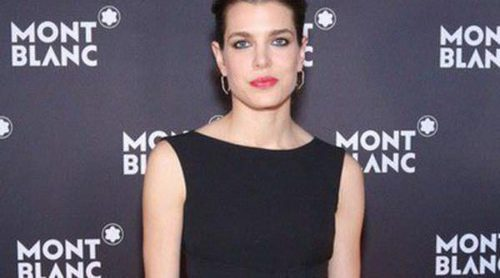 Carlota Casiraghi se convierte en la nueva embajadora de Montblanc