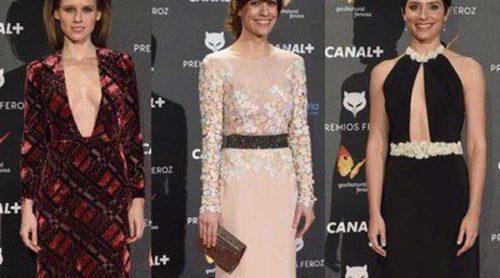 Manuela Vellés, Alexandra Jiménez y Barbara Lennie entre las mejor vestidas de los Premios Feroz 2015