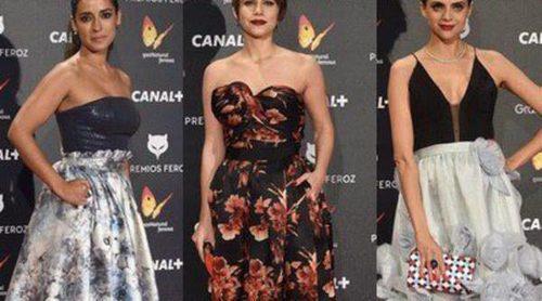 Aura Garrido, Inma Cuesta y Macarena Gómez entre las peor vestidas de los Premios Feroz 2015