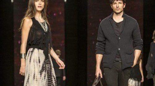 Mango vuelve a los 70 en su colección primavera/verano 2015 de la 080 Barcelona Fashion