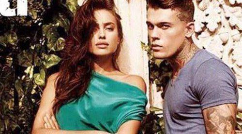 Irina Shayk y Stephen James presentan la 'Natural Freedom' de Xti para la primavera/verano 2015