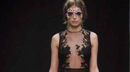 El vestido de las Campanadas de Cristina Pedroche se sube a la Madrid Fashion Show Women