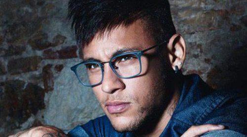 Neymar repite con Police para lanzar su colección 2015 de gafas de vista
