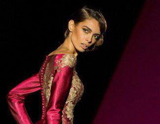 Hannibal Laguna viaja al pasado para otoño/invierno 2015/2016 en la Madrid Fashion Week