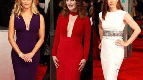 Reese Witherspoon, Julianne Moore y Amy Adams, entre las mejor vestidas de los BAFTA 2015
