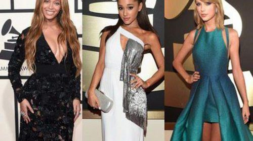 Beyoncé, Ariana Grande y Taylor Swift, entre las mejor vestidas de los Grammy 2015