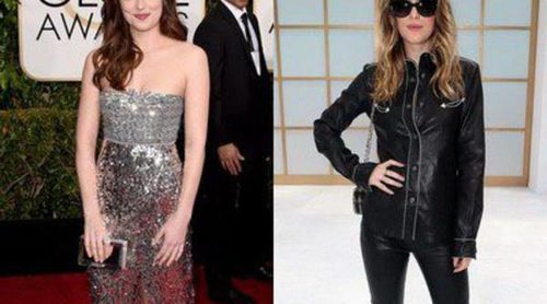 Los looks de Dakota Johnson: una Anastasia Steele muy casual