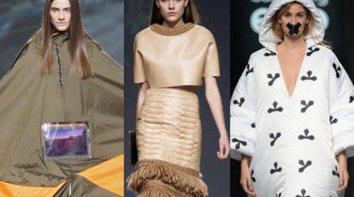 La dualidad de tejidos y el minimalismo de El EGO echa el cierre a Madrid Fashion Week 2015