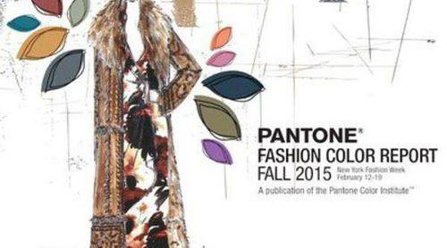 Pantone desvela los colores que serán tendencia el próximo otoño 2015