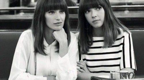 El dúo Brigitte toma el protagonismo de la campaña primavera/verano 2015 de Gerard Darel