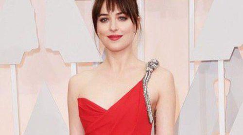 Dakota Johnson, Emma Stone, Anna Kendrick y Lupita Nyong'o, entre las mejor vestidas de los Oscar 2015