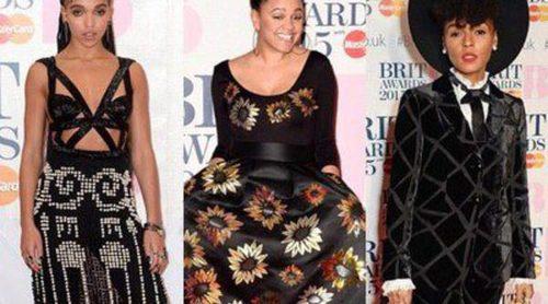 FKA Twigs, Gemma Cairney y Janelle Monáe, entre las peor vestidas de los Brit Awards 2015