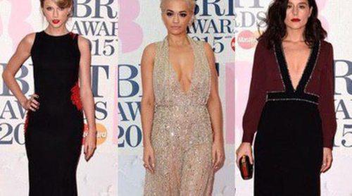 Taylor Swift, Rita Ora y Jessie Ware, entre las mejor vestidas de los Brit Awards 2015