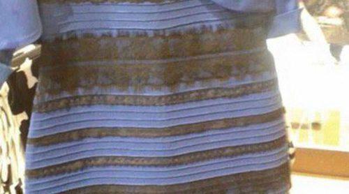 The Dress: Blanco y dorado o azul y negro: para gustos los colores... y la visión
