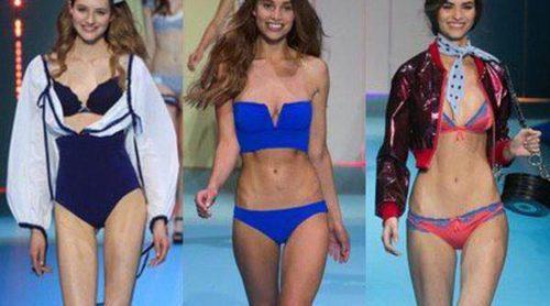 Color, diversión y mucha fiesta en el desfile de Etam en la Paris Fashion Week 2015