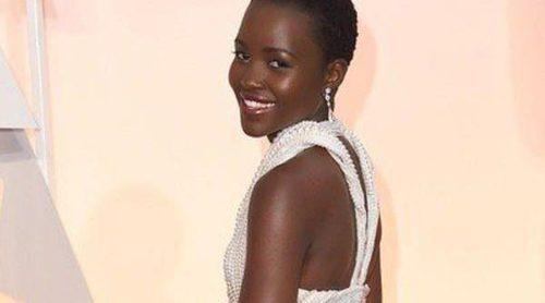 Cierran sin responsables el caso del vestido Calvin Klein robado a Lupita Nyong'o