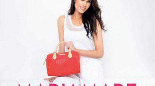 Pilar Rubio vuelve a ser la musa de Maria Mare para esta primavera/verano 2015