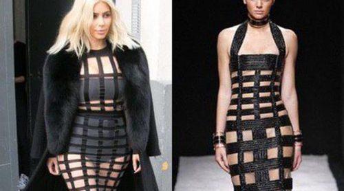 ¿Quién luce mejor Balmain? Kendall Jenner, Alessandra Ambrosio, Kim Kardashian o Devon Windsor