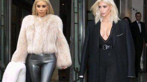 Kim Kardashian, la pasarela andante de Paris Fashion Week
